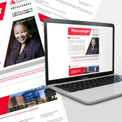 fishNET advertising Portfolio - Digital Media - Cushman & Wakefield Excellerate