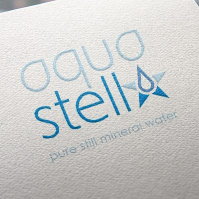 fishNET advertising Portfolio - Corporate Identity - Aquastella