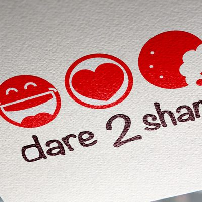 fishNET advertising Portfolio - Corporate Identity - dare 2 share