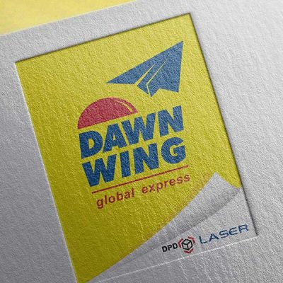 fishNET advertising Portfolio - Corporate Identity - Dawn Wing
