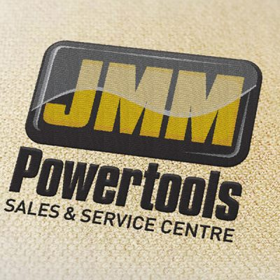 fishNET advertising Portfolio - Corporate Identity - JMM Power Tools