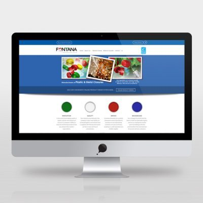 fishNET advertising Portfolio - Website Development - Fontana