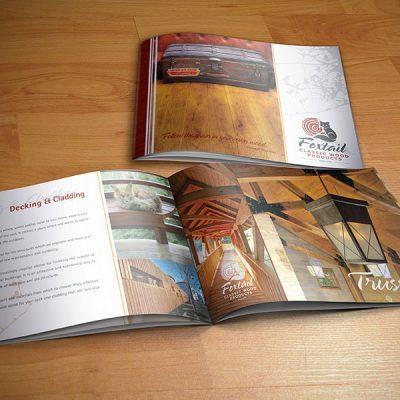 fishNET advertising Portfolio - Advertising & Design - Foxtail