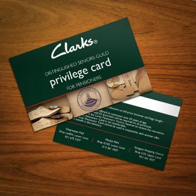 fishNET advertising Portfolio - Advertising & Design - Clarks