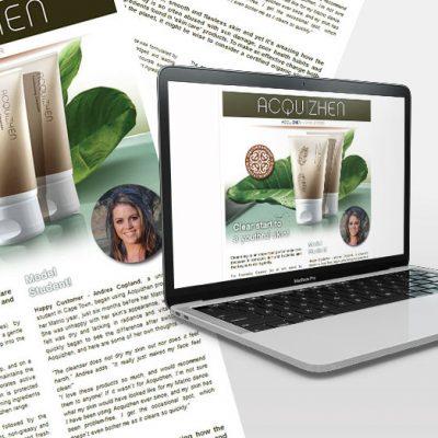 fishNET advertising Portfolio - Digital Media - Acquizhen