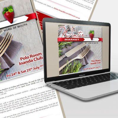 fishNET advertising Portfolio - Digital Media - By Word of Mouth