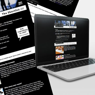fishNET advertising Portfolio - Digital Media - Commercial Producers Association South Africa