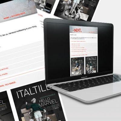 fishNET advertising Portfolio - Digital Media - Next