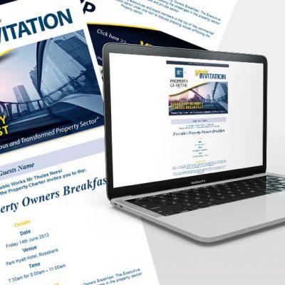 fishNET advertising Portfolio - Digital Media - Property Charter