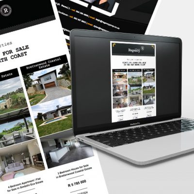 fishNET advertising Portfolio - Digital Media - Regency