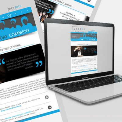 fishNET advertising Portfolio - Digital Media - Tuesday Consulting