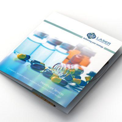 fishNET advertising Portfolio - Advertising & Design - GAC Laser