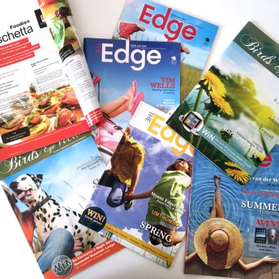 fishNET advertising Portfolio - Advertising & Design - Mount Edgecombe Country Club Estates