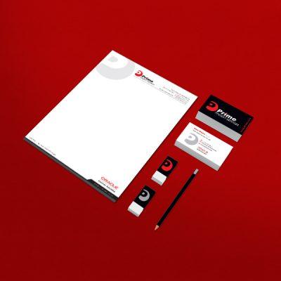 fishNET advertising Portfolio - Corporate Identity - Prime Project Services