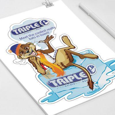 fishNET advertising Portfolio - Advertising & Design - Triple e