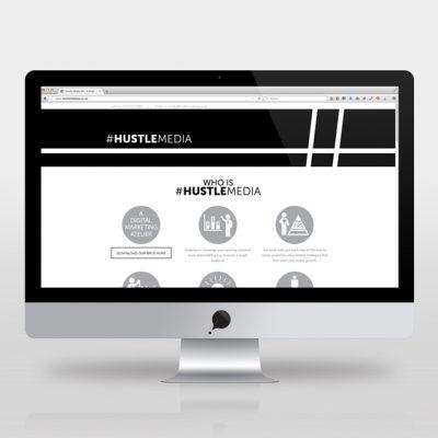 fishNET advertising Portfolio - Website Development - Hustlemedia