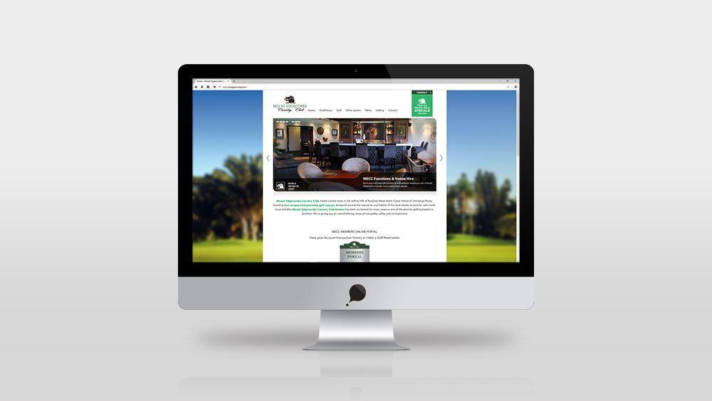 f51bf13e36 fishNET advertising Portfolio - Website Development - Mount Edgecombe  Country Club