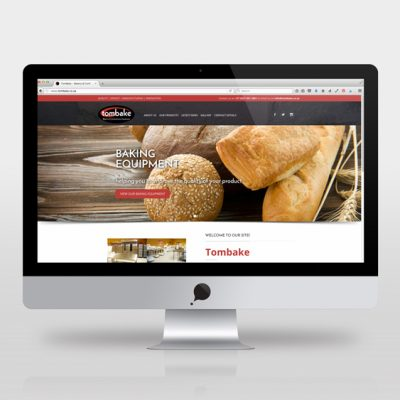 fishNET advertising Portfolio - Website Development - Tombake