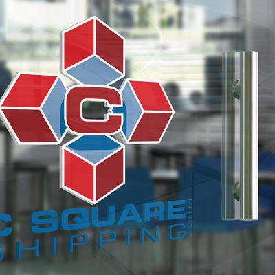 fishNET advertising Portfolio - Corporate Identity - C Square Shipping