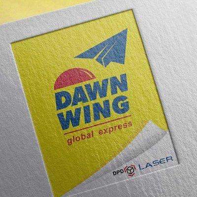 fishNET advertising Portfolio - Corporate Identity - Dawn Wing