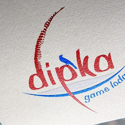 fishNET advertising Portfolio - Corporate Identity - Dipka Game Lodge