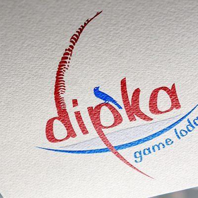 fishNET advertising Portfolio - Corporate Identity - Dipka Game Lodge