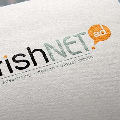 fishNET advertising Portfolio - Corporate Identity - fishNET advertising