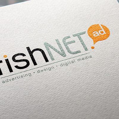 fishNET advertising Portfolio - Corporate Identity - fishNET advertising