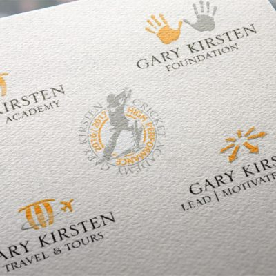 fishNET advertising Portfolio - Corporate Identity - Gary Kirsten Cricket