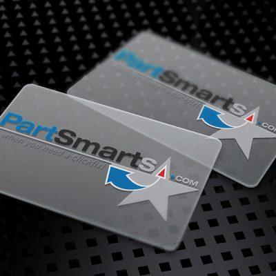 fishNET advertising Portfolio - Corporate Identity - PartSmartSA