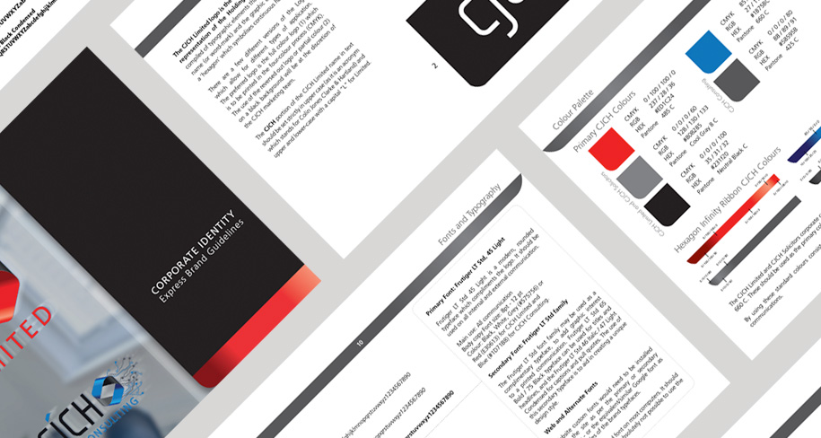 The Importance Of A Corporate Identity Manual Manual Guide