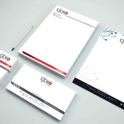 fishNET advertising Portfolio - Corporate Identity - CJCH