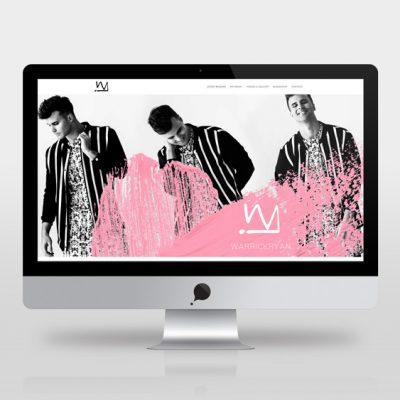 fishNET advertising Portfolio - Website Development - Warrick Ryan