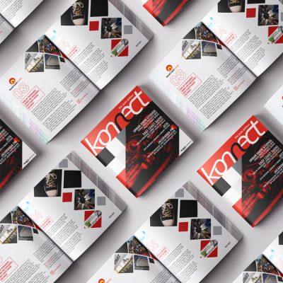 fishNET advertising Portfolio - Advertising & Design - East Coast Radio Book