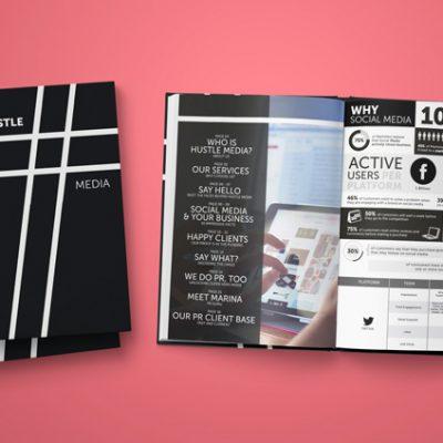 fishNET advertising Portfolio - Advertising & Design - HustleMedia Profile